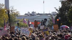 America Votes 2020: Joe Biden wins U.S. presidency, prompting jubilant celebrations (03:02)