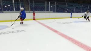 Saskatoon Contacts AAA hockey club moves into SaskTel Centre (01:53)