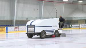 Napanee arena extremely busy since reopening earlier this month (01:54)