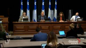 Quebec's COVID-19 public health measures softened for sports and cultural venues (01:47)