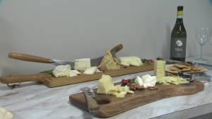 Lakeside Dairy's professional cheesemaker Ian Treuer on the science and magic of making cheese (04:13)