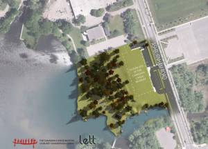 Canadian Canoe Museum purchases land in Johnson Park for new building in Peterborough (01:55)
