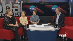 Alberta brothers set to jet off to NASA Space Camp