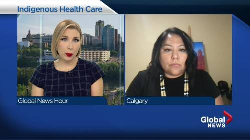 Siksika family doctor advocating for better health care on First Nations