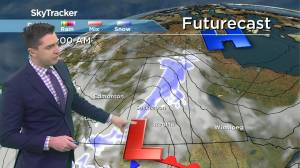 Unsettled conditions: March 24 Saskatchewan weather outlook (02:34)