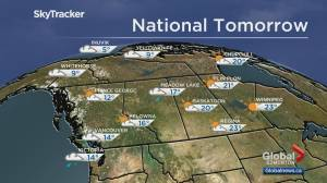 Edmonton weather forecast: Sunday, Sept. 22