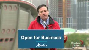 Alberta 'on-track' for Phase 2 reopening: Kenney