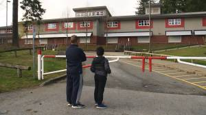 Coronavirus: Surrey schools shut down for two weeks after outbreak (03:22)