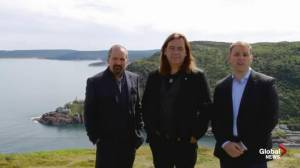 Alan Doyle and the 'A Dollar A Day' Foundation