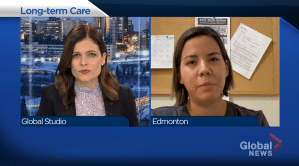 Edmonton doctor describes 'apocalyptic and sombre' mood working in long-term care (05:06)