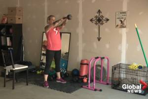 Health Matters: Gyms reopening, but some people sticking with home workouts (02:52)