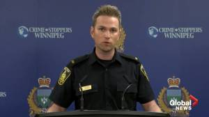 Winnipeg police appeal for witness in stabbing homicide on city bus