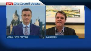 Mayor Charlie Clark on potholes, proposed speed limit changes (04:09)