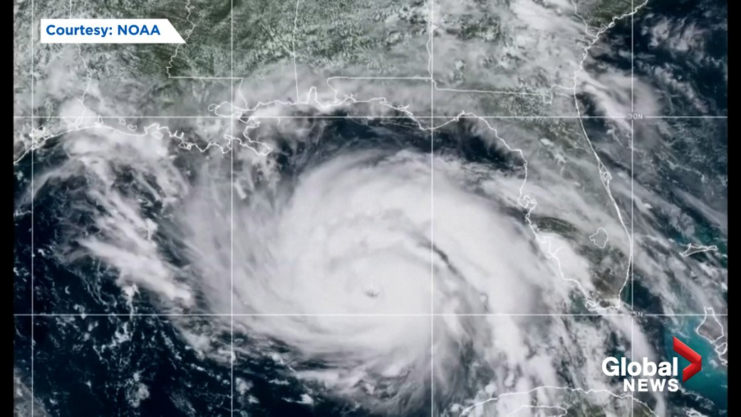 Click to play video: 'Biden issues emergency declaration for Louisiana as 'very dangerous' Hurricane Ida approaches'