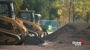 Grand Chief calls for meeting with EPCOR contractors who disrupted Edmonton schoolyard smudging