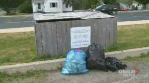 N.B. scout groups left in a lurch after donation bins pilfered
