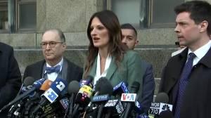 Weinstein's lawyer calls 23-year sentence for her client 'obscene'