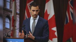 Ontario education minister accused of scrubbing social media (02:34)