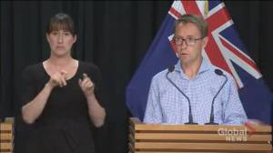 Coronavirus: New Zealand probe suspected community COVID-19 case, 1st in months (11:09)