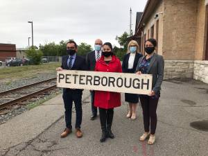 Peterborough to be a part of new Toronto-Quebec City high-frequency rail line (02:26)