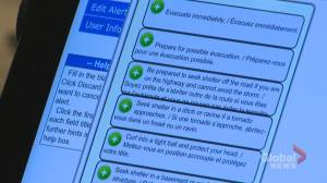 N.S. police can now issue their own emergency alerts (02:08)