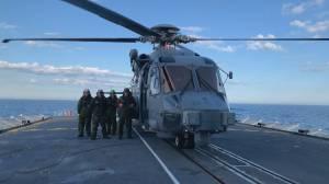 On Board HMCS Toronto (05:58)