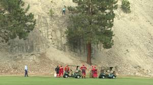 Kelowna teen rescued from cliff