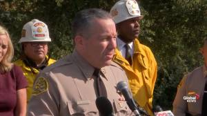 Police provide update on Santa Clarita school shooting