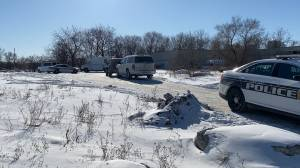 One person dead after explosion at homeless camp in Winnipeg (00:38)