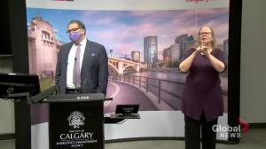 'Let's get something in place': Nenshi says he wants federal COVID-19 tracing app in Alberta (00:59)