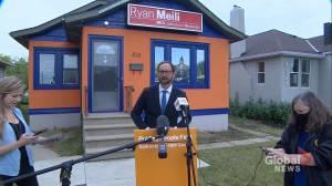Sask. NDP leader calls out Saskatchewan health minister (01:51)