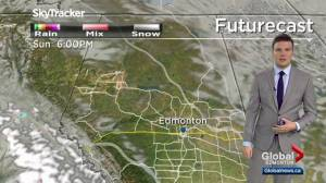 Edmonton weather forecast: Oct. 18
