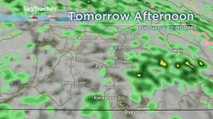 Kelowna Weather Forecast: May 24 (03:14)