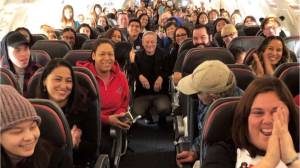 Actor Gary Sinise brings 1,000 kids of fallen soldiers to Disney World