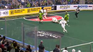 National Lacrosse League will wait until April to attempt to start next season (01:16)