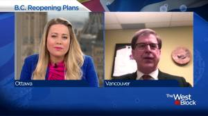Coronavirus outbreak: British Columbia's second phase: reopening during COVID 19