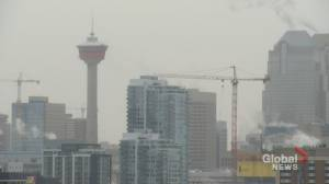 How Calgarians are keeping warm amid the frigid cold