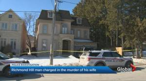 41-year-old woman fatally stabbed in Richmond Hill identified (02:35)