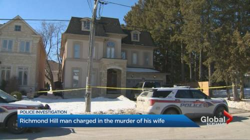 41-year-old woman fatally stabbed in Richmond Hill identified | Watch News Videos Online