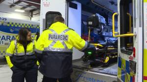 Paramedic costs expected to rise due to growth in Kingston's west end (01:38)