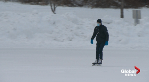 Silver Skate festival begins in William Hawrelak Park (01:34)