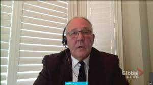 Minister Bill Blair outlines updated requirements for fully vaccinated Canadian travellers at the border (01:27)