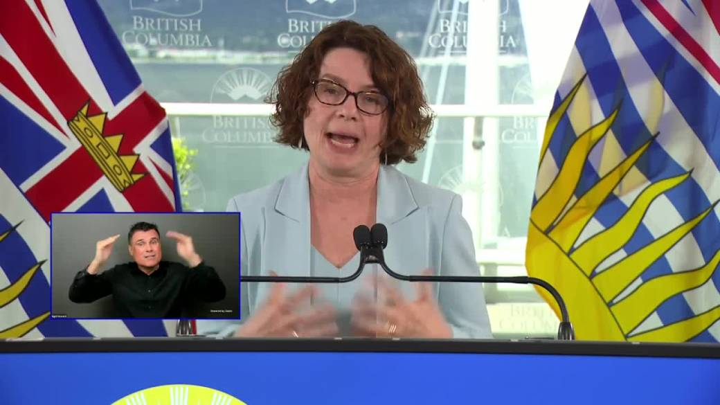 Click to play video: 'Is B.C. on track for second stage of COVID-19 restart plan?'