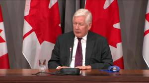 Bob Rae taking over as Canada's new United Nations ambassador