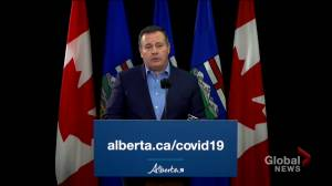 Alberta announces $68.5M towards protecting the vulnerable from COVID-19 (04:18)