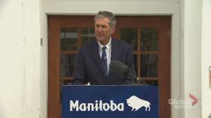 Manitoba Premier Brian Pallister says he will not seek re-election (06:44)