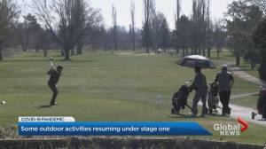 Coronavirus: Seasonal activities to reopen over the weekend in Ontario