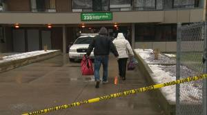 Some residents of Toronto apartment building that caught fire in November return home