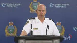 Winnipeg police lay first degree murder, drug trafficking charges against criminal organization members