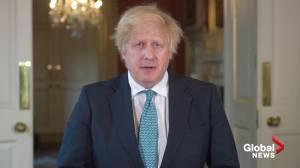 "George Floyd death: Cannot ignore ""depth of emotion"" around Floyd's death, Boris Johnson says"